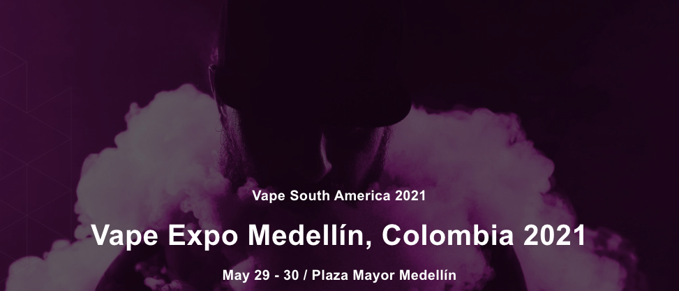 Vape south america event