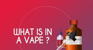 what is in a vape ?