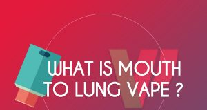 what is mouth to lung vape ?